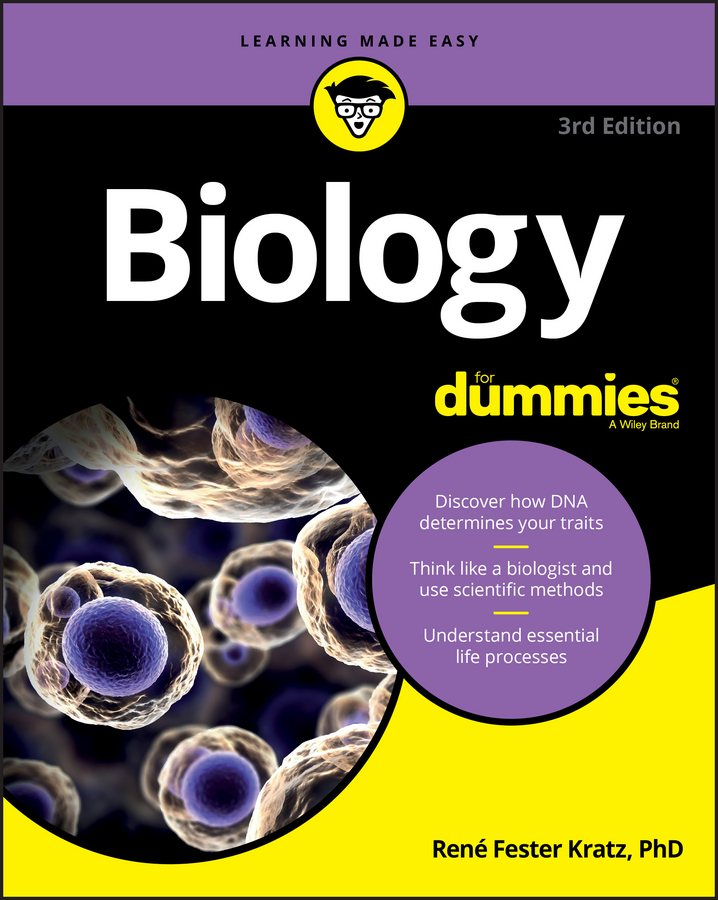 Rene Kratz Fester Biology For Dummies the signature of all things