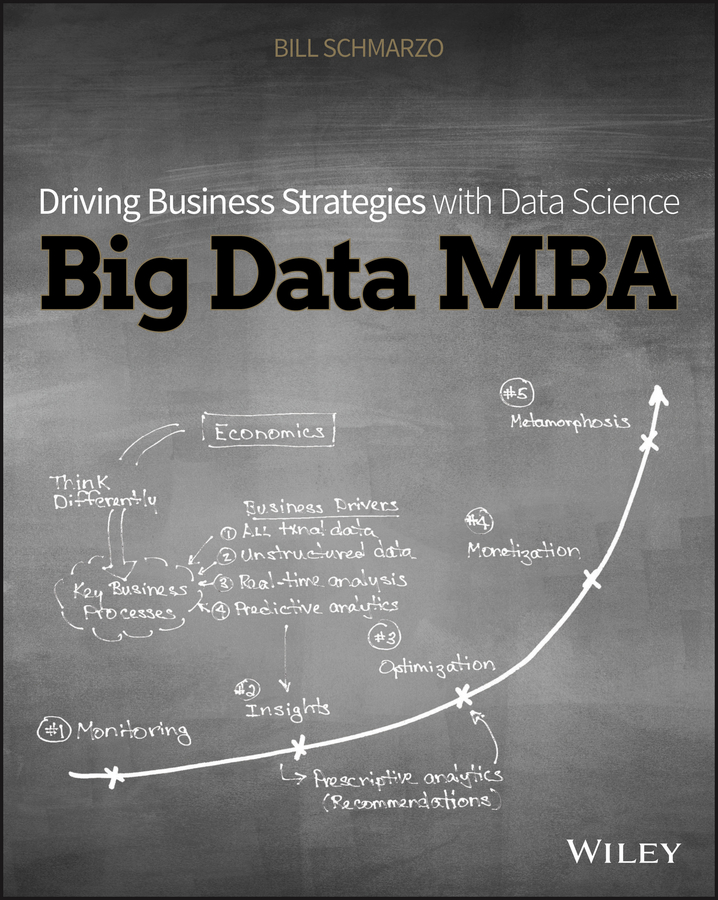 Bill Schmarzo Big Data MBA. Driving Business Strategies with Data Science bill schmarzo big data mba driving business strategies with data science