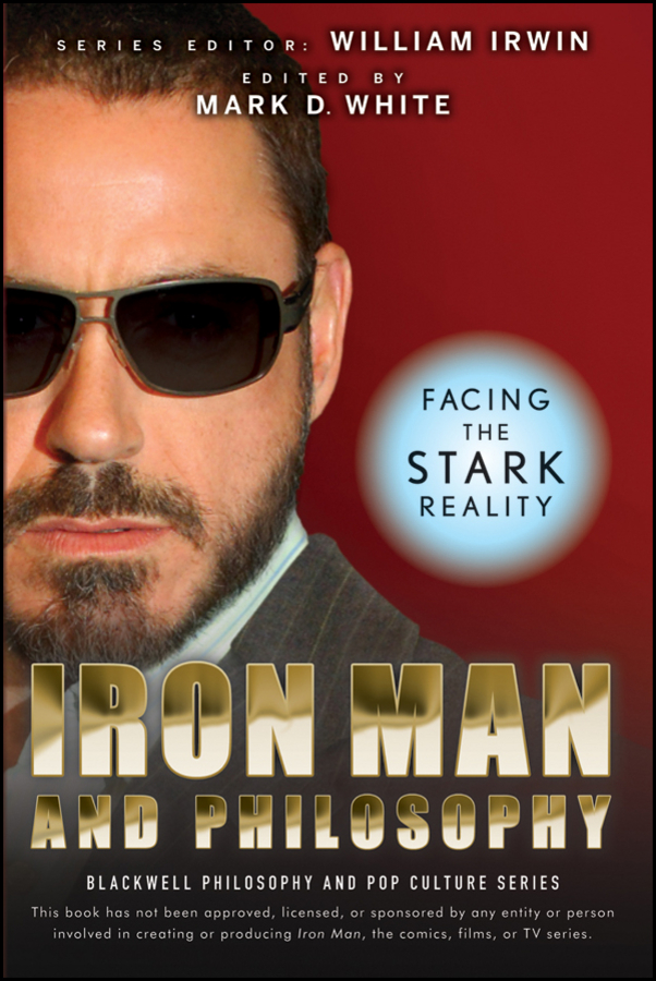 William Irwin Iron Man and Philosophy. Facing the Stark Reality 382rds набор rondell symphonia 6пр нерж сталь rds 382