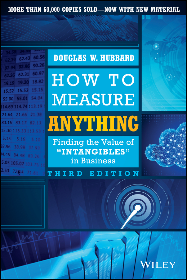 Douglas Hubbard W. How to Measure Anything. Finding the Value of Intangibles in Business аксессуар apple lightning to usb c cable 1 0m mqgj2zm a