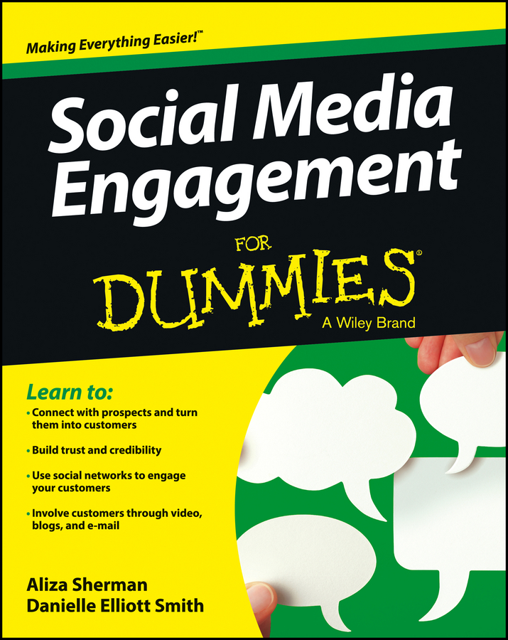 Aliza Sherman Social Media Engagement For Dummies lee odden optimize how to attract and engage more customers by integrating seo social media and content marketing isbn 9781118226384