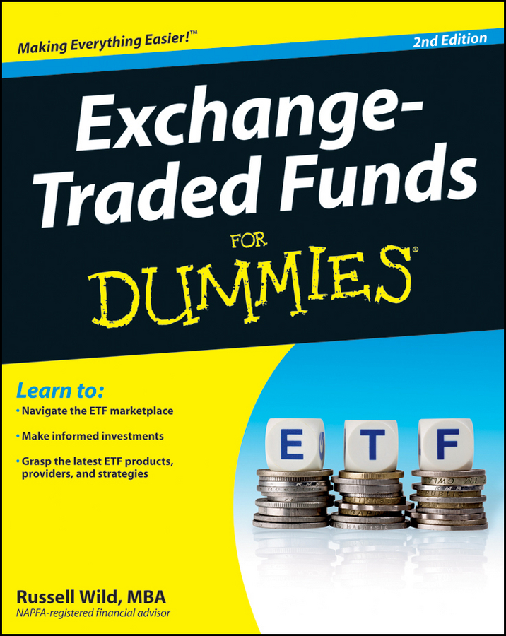 Russell Wild Exchange-Traded Funds For Dummies colin davidson managed funds for dummies