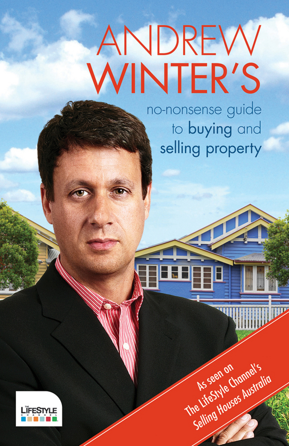 Andrew Winter No-Nonsense Guide to Buying and Selling Property faux opal rhinestone bows brooch