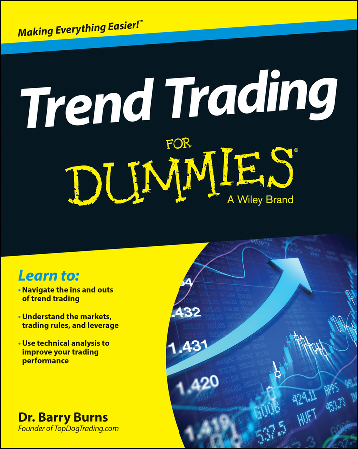 Barry Burns Trend Trading For Dummies цена