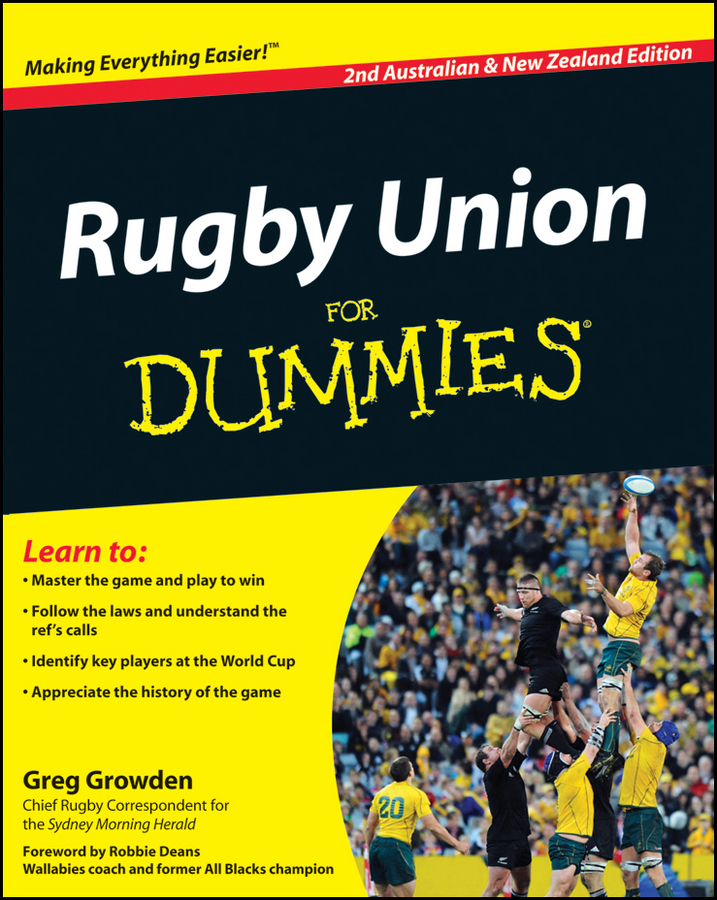 Greg Growden Rugby Union For Dummies ultra firepower 3 in 1 shooting game bundles kit with the house of dead 3 the aliens the frrcry game for shooting game machine