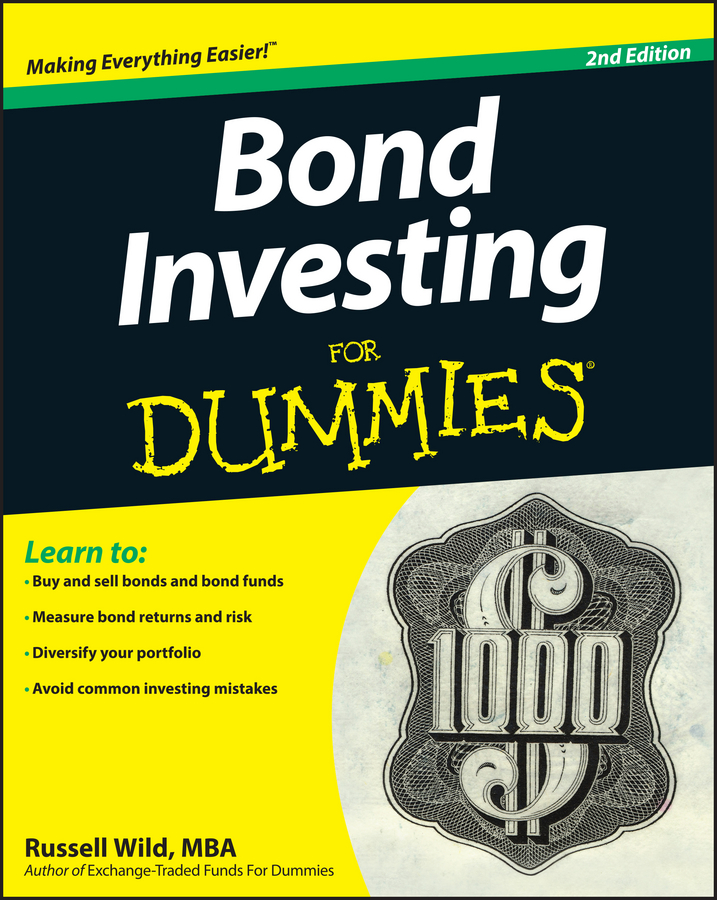 Russell Wild Bond Investing For Dummies
