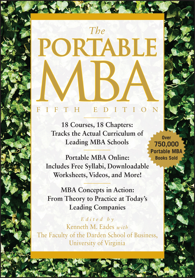 Ian Skurnik The Portable MBA john tracy a the fast forward mba in finance