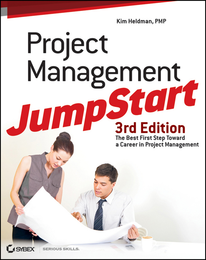 Kim Heldman Project Management JumpStart the rosie project