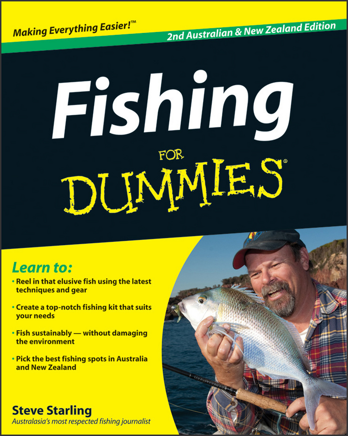 Steve Starling Fishing For Dummies 018 1 lifelike fish style 9 hook fishing bait green