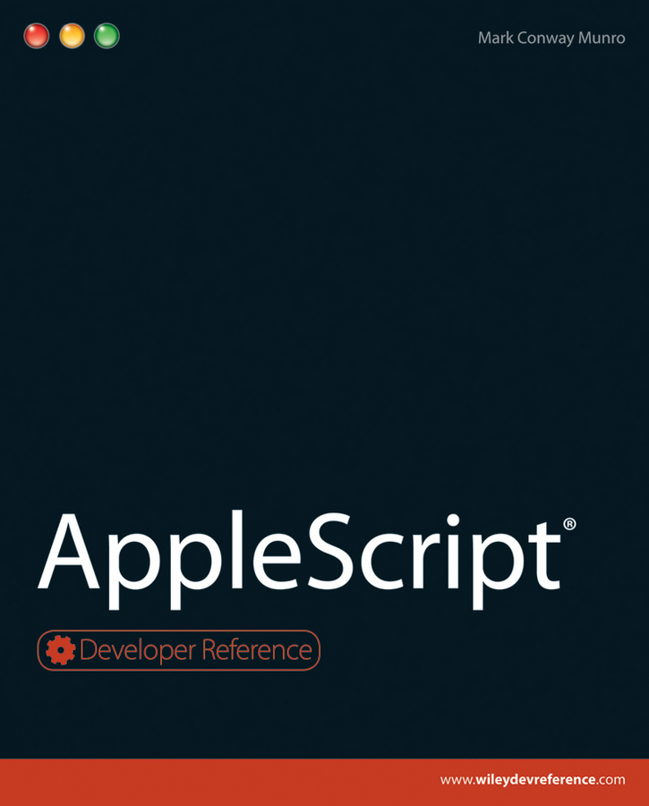 Mark Munro Conway AppleScript