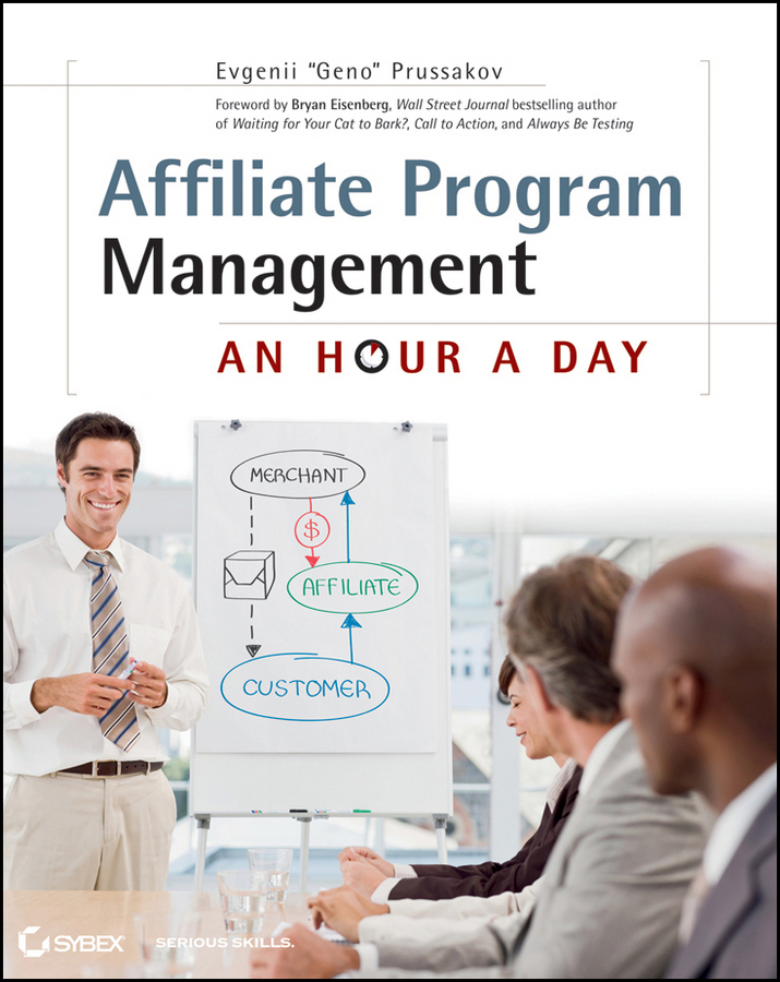 Evgenii Prussakov Affiliate Program Management. An Hour a Day вафельница clatronic wa 3491 weiss