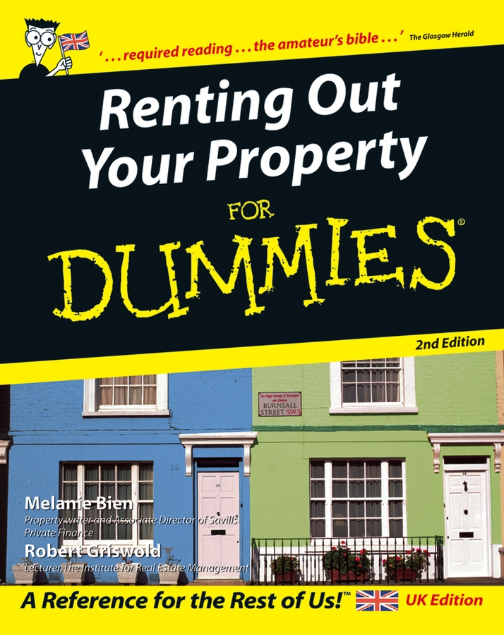 Melanie Bien Renting Out Your Property For Dummies melanie bien buying and selling a home for dummies isbn 9781119997108