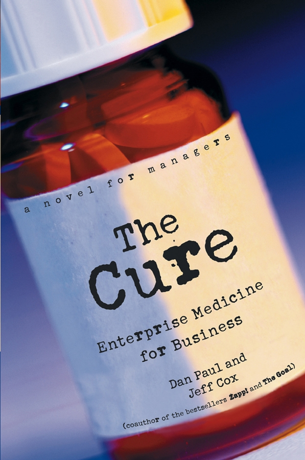 Dan Paul The Cure. Enterprise Medicine for Business: A Novel for Managers business and ethics in a country with political socio economic crisis