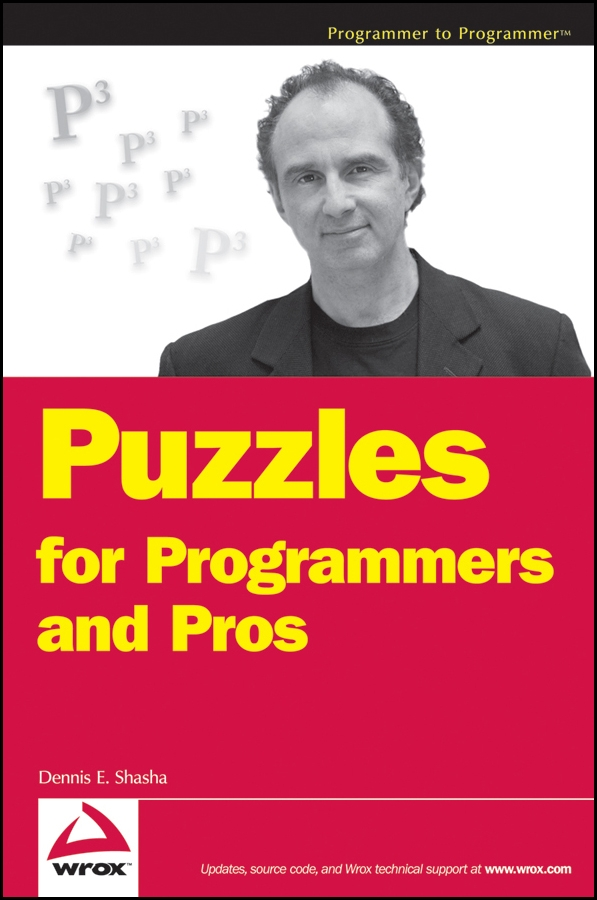Фото - Dennis Shasha E. Puzzles for Programmers and Pros puzzle crazy a school s getaway crossword fun vol 2 crossword puzzles for kids