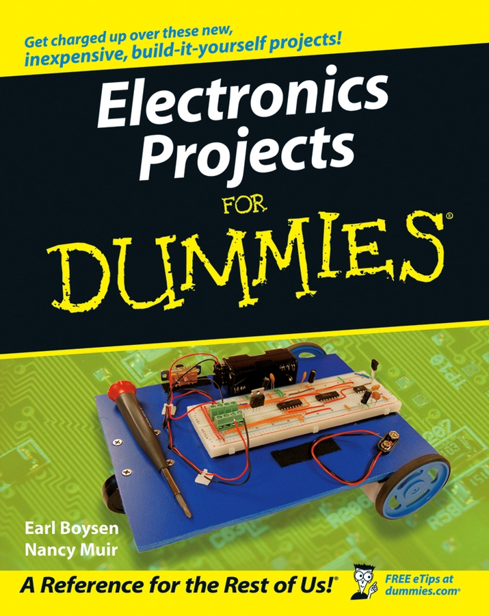 Earl Boysen Electronics Projects For Dummies