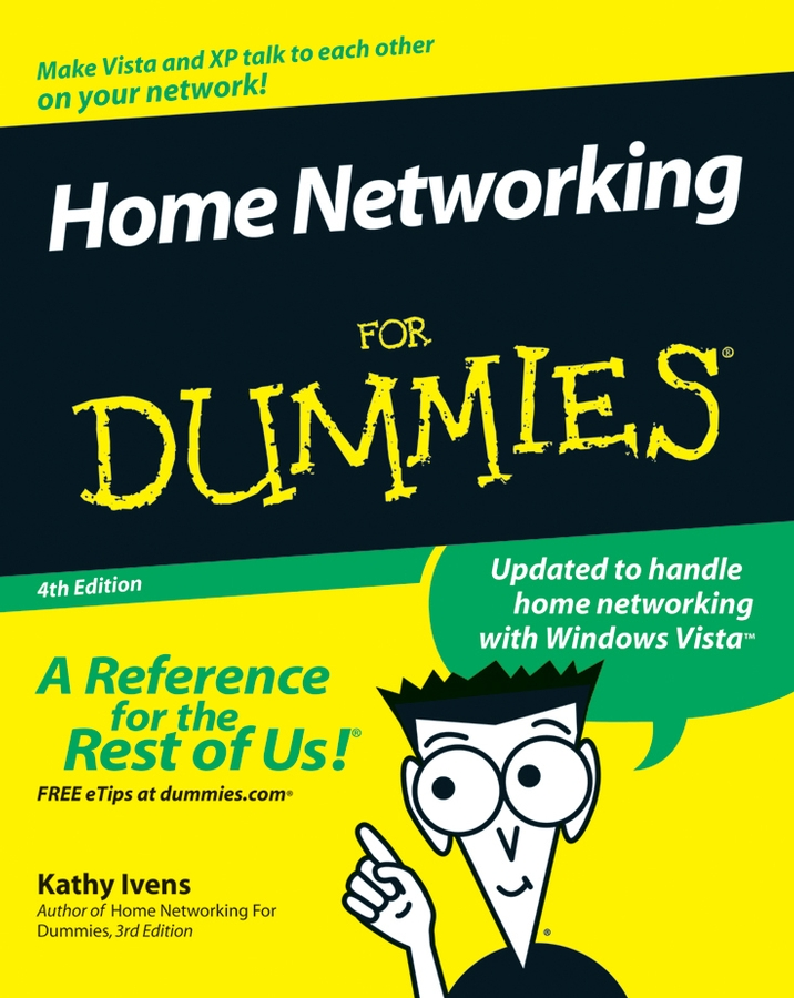 Kathy Ivens Home Networking For Dummies