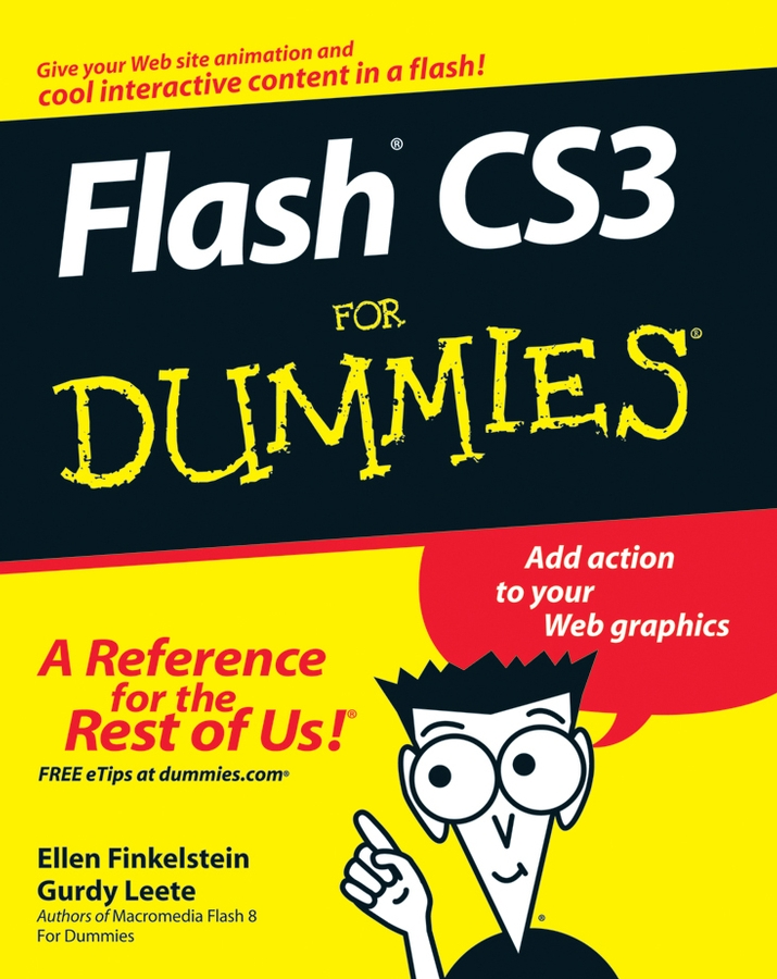 Ellen Finkelstein Flash CS3 For Dummies цена