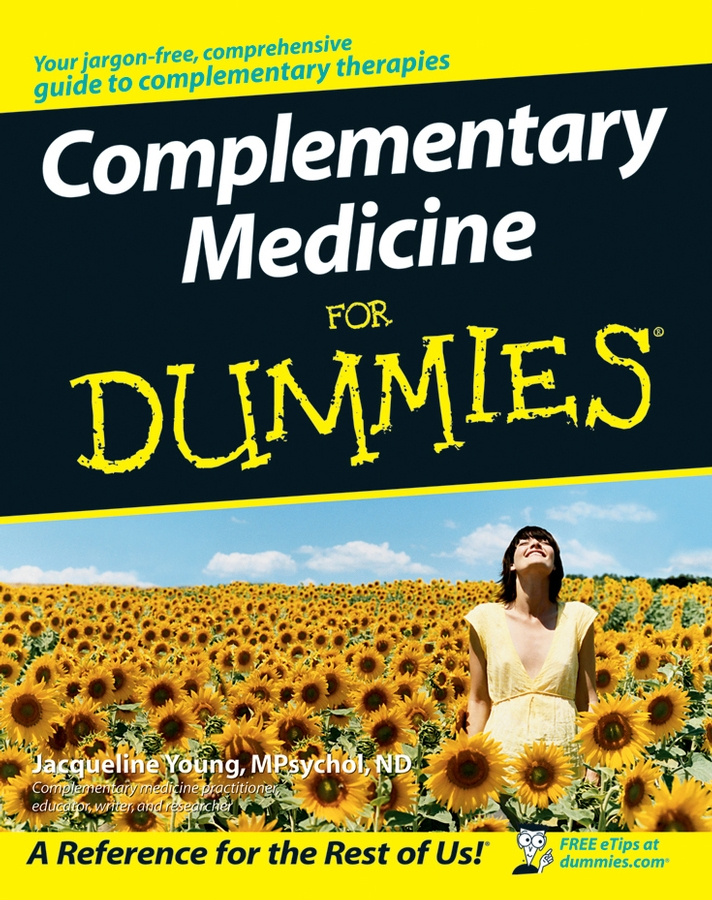 Jacqueline Young Complementary Medicine For Dummies скальп петуха veniard chinese cock cape