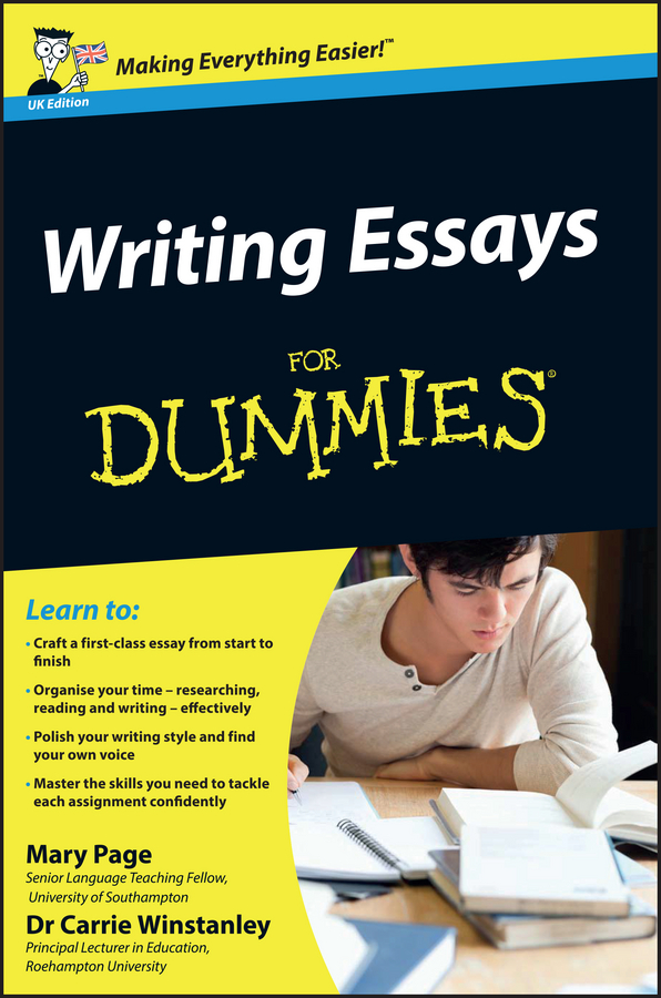 цена на Carrie Winstanley Writing Essays For Dummies