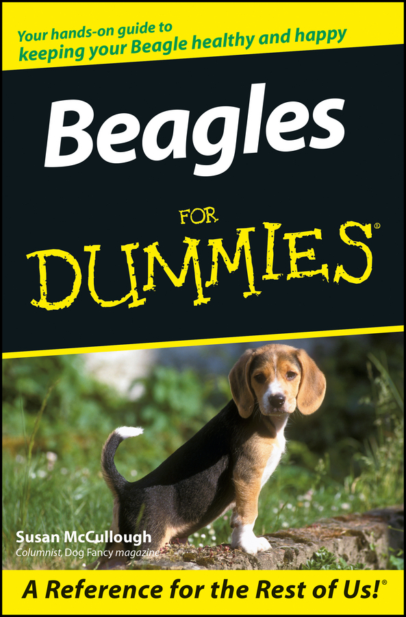 Susan McCullough Beagles For Dummies what i love about christmas