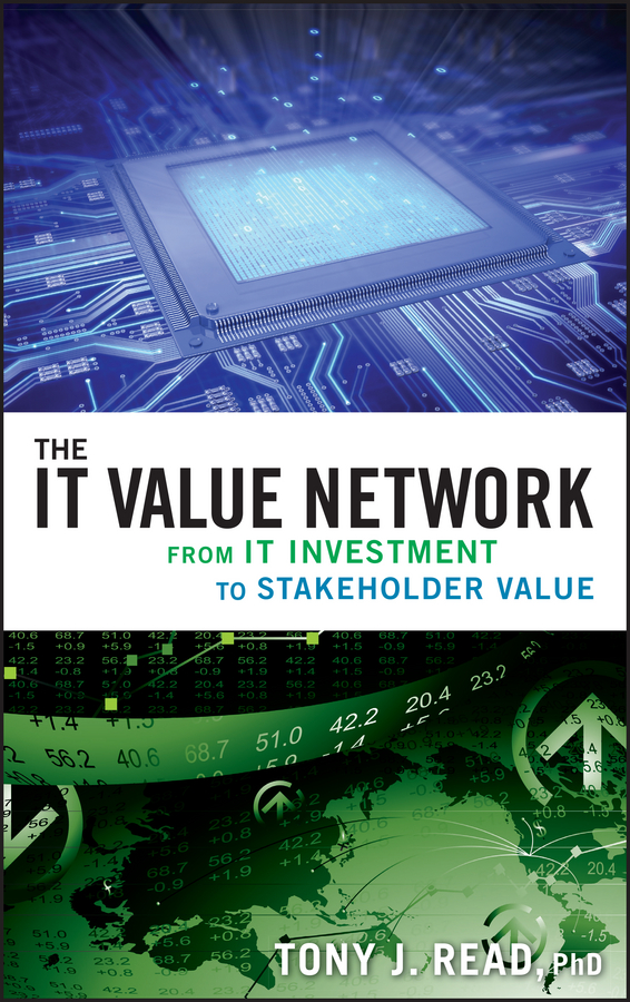 Tony Read J. The IT Value Network. From IT Investment to Stakeholder Value танкини brand new 2015 a0389dt5 234