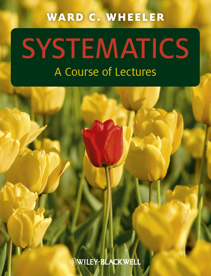 Ward Wheeler C. Systematics. A Course of Lectures systematics on family tabanidae in egypt