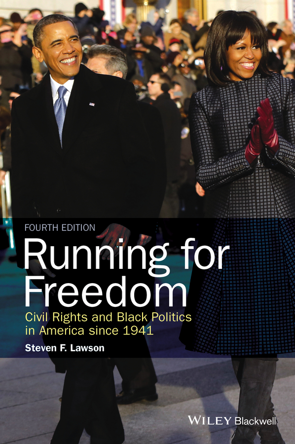 Steven Lawson F. Running for Freedom. Civil Rights and Black Politics in America since 1941 недорго, оригинальная цена