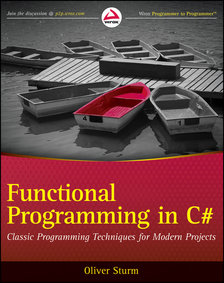 Oliver Sturm Functional Programming in C#. Classic Programming Techniques for Modern Projects sop8 to dip8 programming adapter socket module black green 150mil