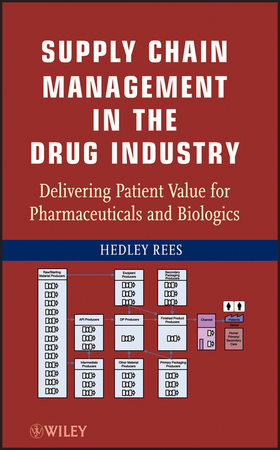 Hedley Rees Supply Chain Management in the Drug Industry. Delivering Patient Value for Pharmaceuticals and Biologics litwin virginia flow cytometry in drug discovery and development