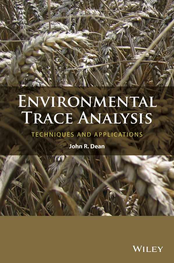 John Dean R. Environmental Trace Analysis. Techniques and Applications physico chemical analysis of water of balco area