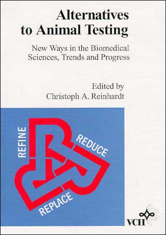 Christoph Reinhardt A. Alternatives to Animal Testing. New Ways in the Biomedical Sciences, Trends & Progress 50pcs lot free shipping tps54331qdr tps54331q 54331q soic 8 new original and goods in stock