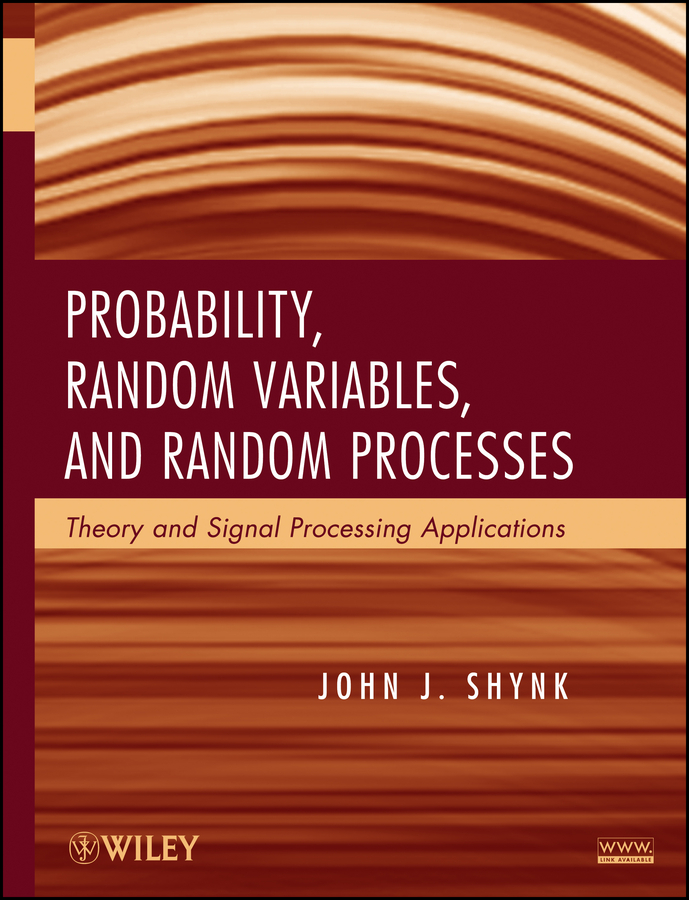 John Shynk J. Probability, Random Variables, and Random Processes. Theory and Signal Processing Applications random cartoon ceramic tile decal 1pc