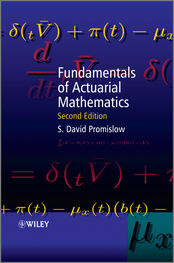 S. Promislow David Fundamentals of Actuarial Mathematics cd iron maiden a matter of life and death