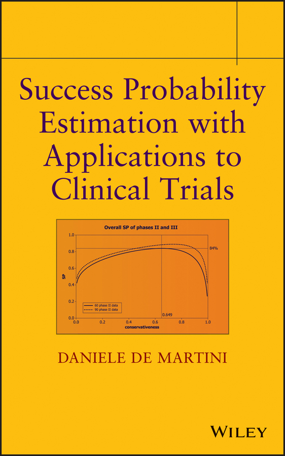 Daniele Martini De Success Probability Estimation with Applications to Clinical Trials все цены