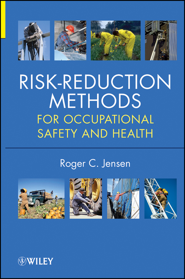 Roger Jensen C. Risk Reduction Methods for Occupational Safety and Health a5 20 page 30 page 40 page 60 page file folder document folder for files sorting practical supplies for office and school