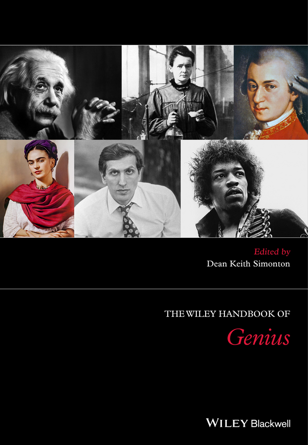 Dean Simonton Keith The Wiley Handbook of Genius max perkins editor of genius