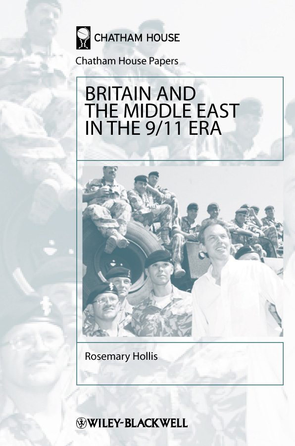 Rosemary Hollis Britain and the Middle East in the 9/11 Era pak afghan relations in post taliban era