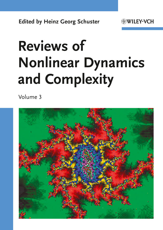 Heinz Schuster Georg Reviews of Nonlinear Dynamics and Complexity, Volume 3 mdskl 48w led uv lamp nail dryer self clocking a minute of rapid drying golden electric nail art tools exemption from postage