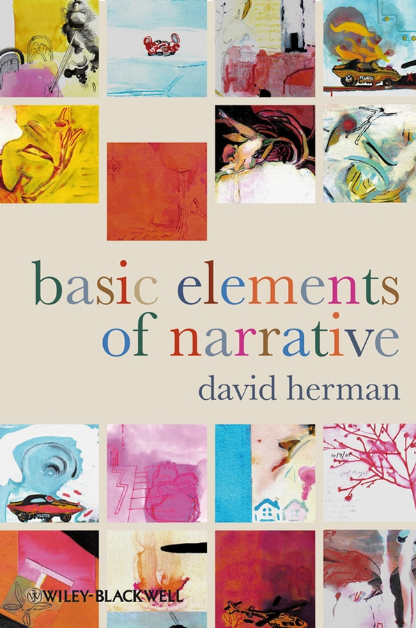 David Herman Basic Elements of Narrative cms 333 black blue