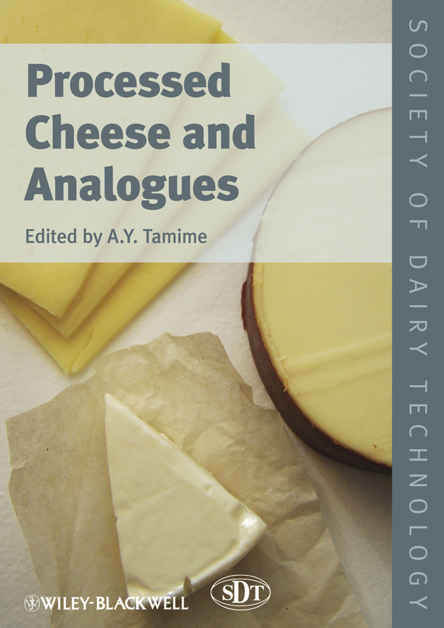 Adnan Tamime Y. Processed Cheese and Analogues