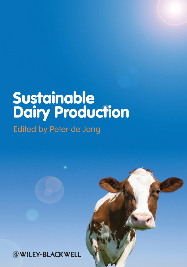 Peter Jong de Sustainable Dairy Production monoclonal antibody production