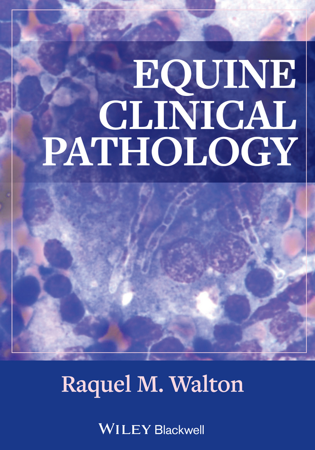 где купить Raquel Walton M. Equine Clinical Pathology дешево