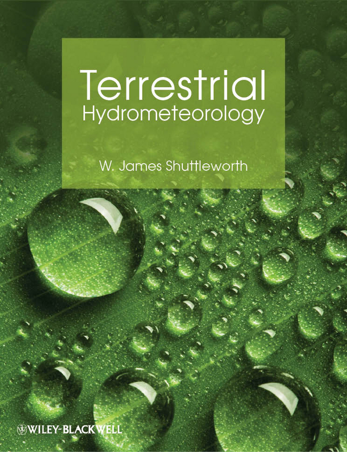 все цены на W. Shuttleworth James Terrestrial Hydrometeorology