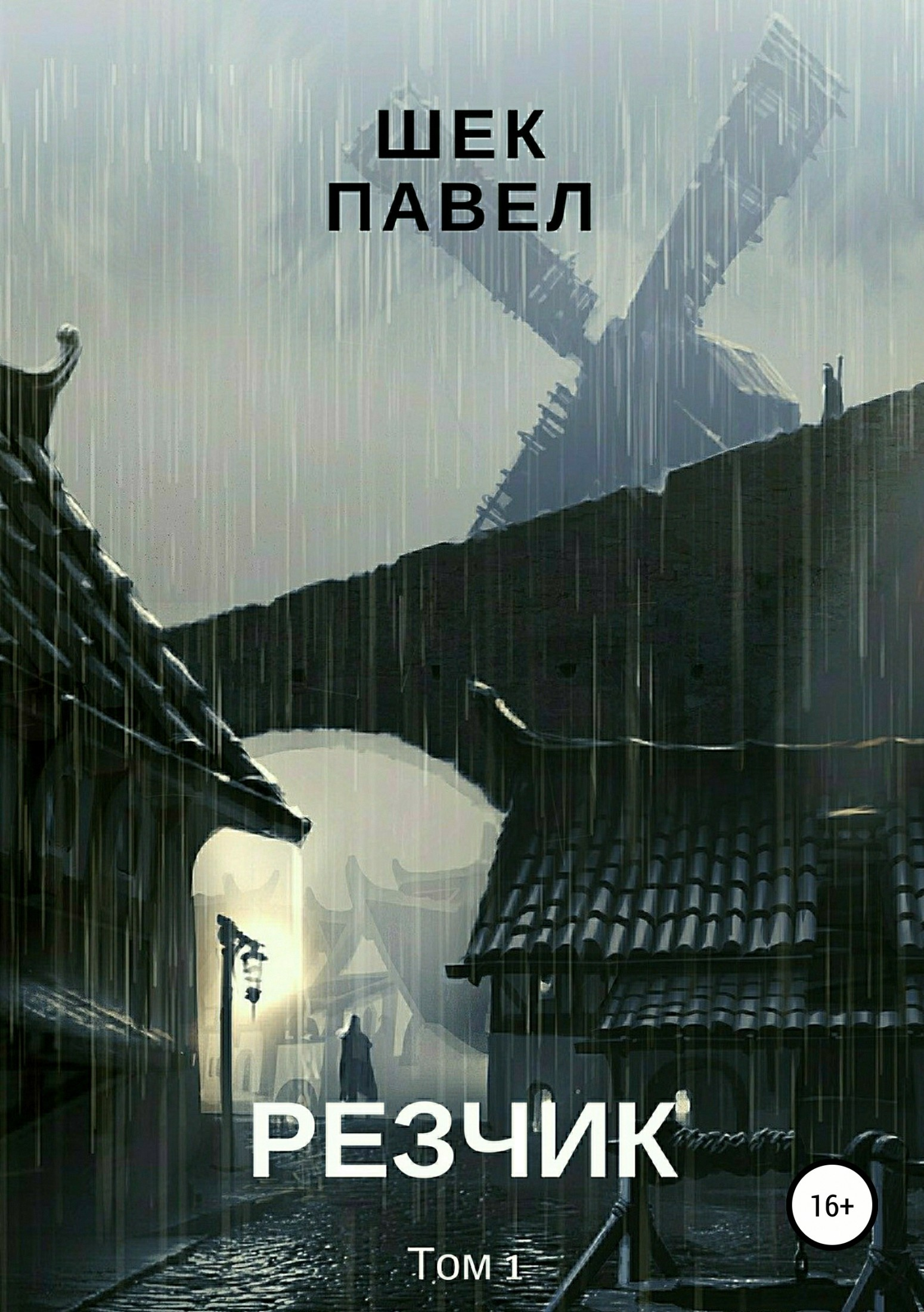 Павел Александрович Шек Резчик. Том1