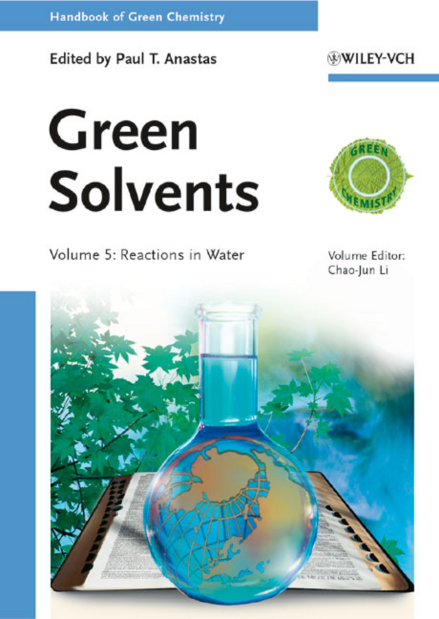 Anastas Paul T. Green Solvents. Reactions in Water junior republic junior republic