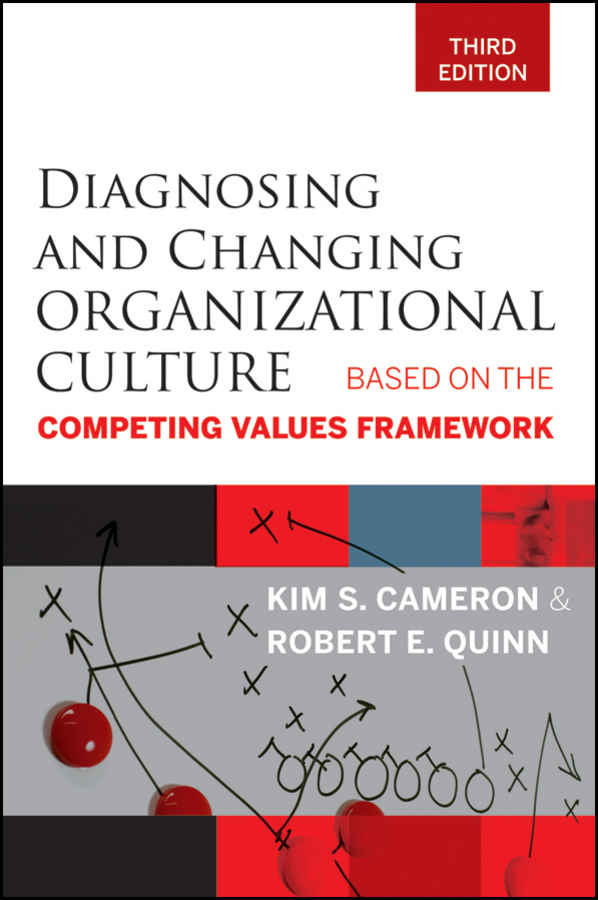 Cameron Kim S. Diagnosing and Changing Organizational Culture. Based on the Competing Values Framework iaroslava blyshchuk exploring family business culture and values as a competitive advantage