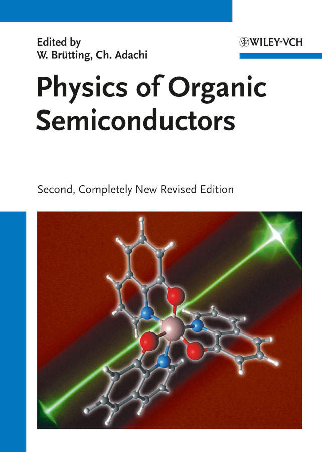 Adachi Chihaya Physics of Organic Semiconductors