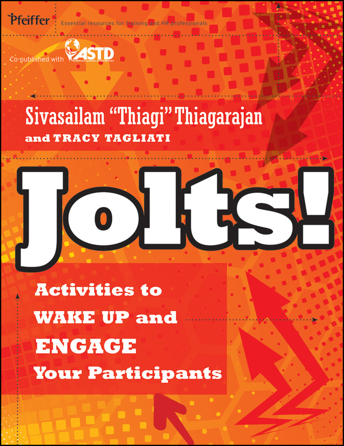 Thiagarajan Sivasailam Jolts! Activities to Wake Up and Engage Your Participants 100pairs lot aed electrode patches adult training replacement pads aed training model universal trainer use for emergency rescue