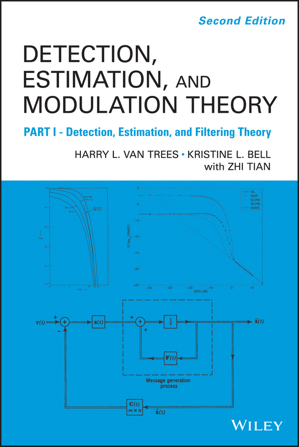 Harry Trees L.Van Detection Estimation and Modulation Theory, Part I. Detection, Estimation, and Filtering Theory цены