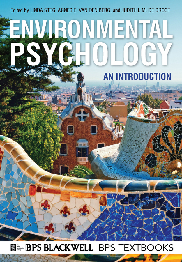 Linda Steg Environmental Psychology. An Introduction